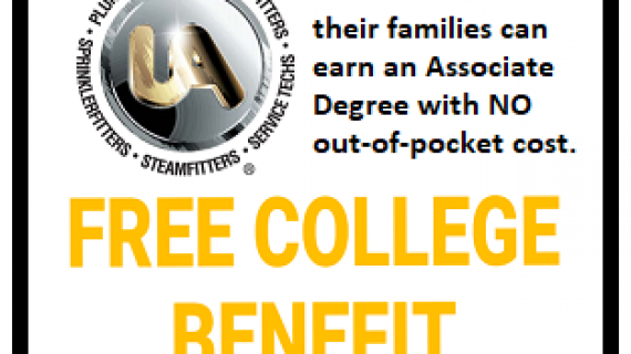 UA FREE COLLEGE BENEFIT